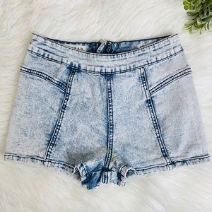 Bullhead Denim Hot Shorts